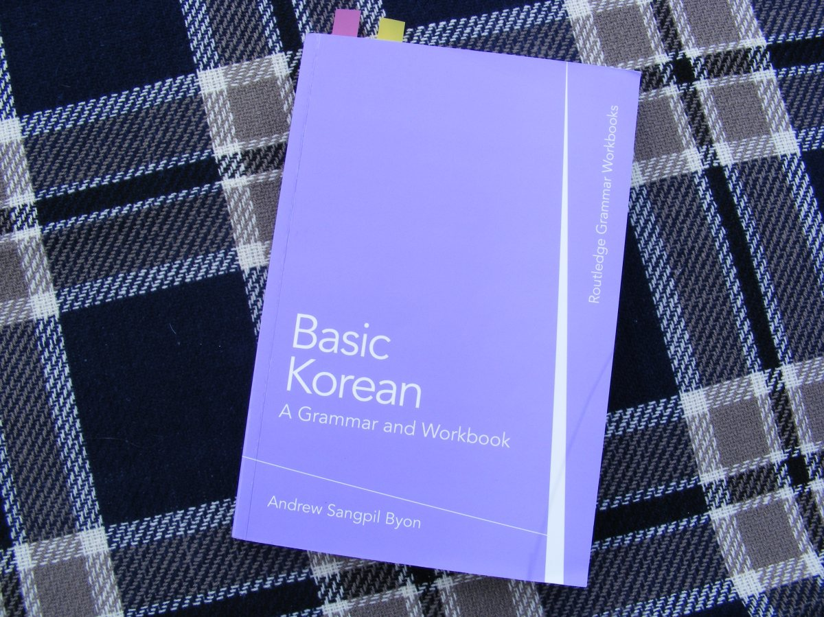 Basic Korean (ROUTLEDGE)